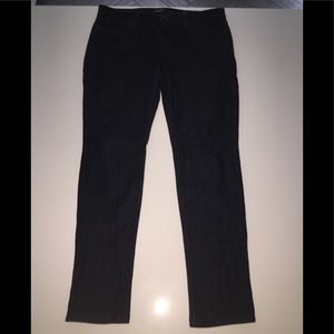 Joe's jeans dark blue Petite skinny cut denim 31